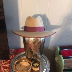 Stetson felt fashion cowboy hat